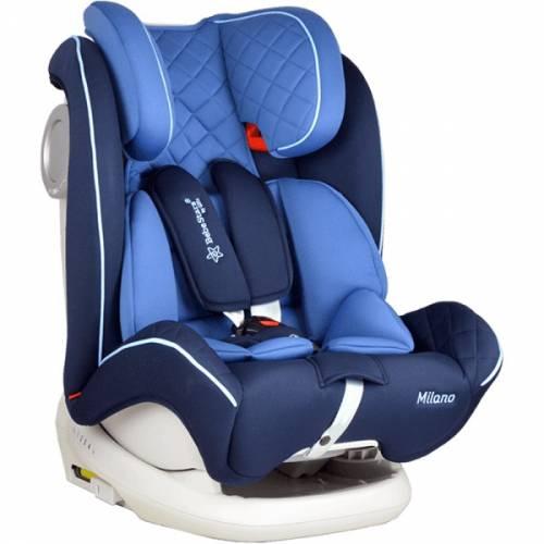 Κάθισμα Αυτοκινήτου Isofix Milano Navy 922-181