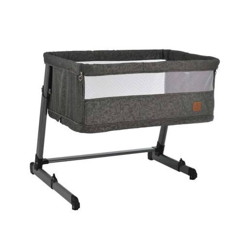 Λίκνο Side to Side Plus Magnet Grey 841-188