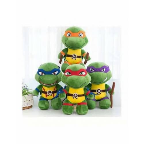 Λούτρινο ninja turtles 35cm Donatello