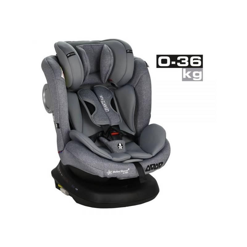 Κάθισμα Αυτοκινήτου Levante Plus Isofix 360° Grey